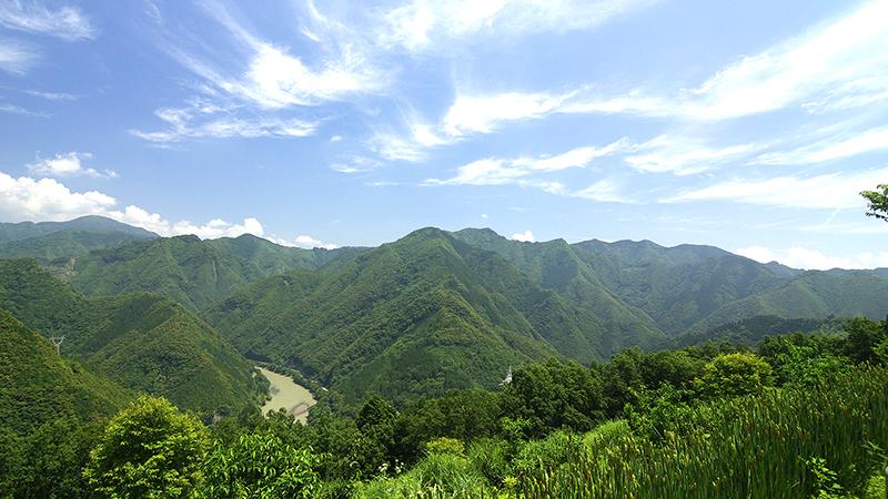 宮崎県西米良村